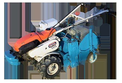 自走式砂場清掃機